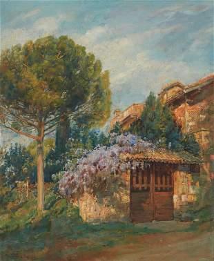 Lionello Grazi (1894-1973, Italian)