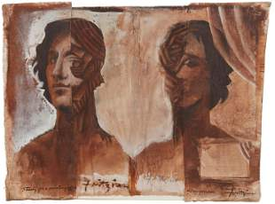 Harry Fritzius (1932-1989, San Francisco, CA)