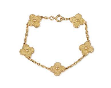 "A Van Cleef & Arpels ""Alhambra"" bracelet"