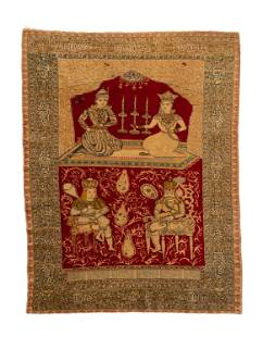 A Turkish pictorial prayer rug