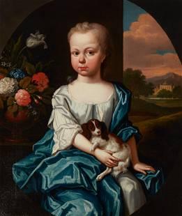 Attributed to Maria Verelst (1680-1744, Dutch)