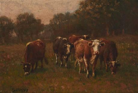 George Arthur Hays (1854-1945, Providence, RI)