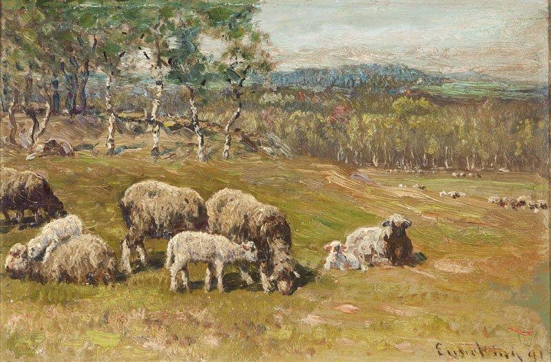 1003: John Joseph Enneking (1841-1916)