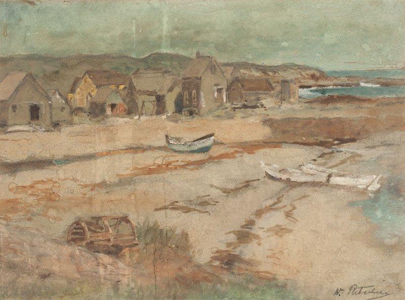 1008: William Ritschel (1864-1949)