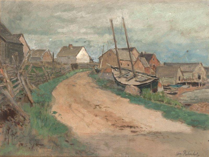 1009: William Ritschel (1864-1949)