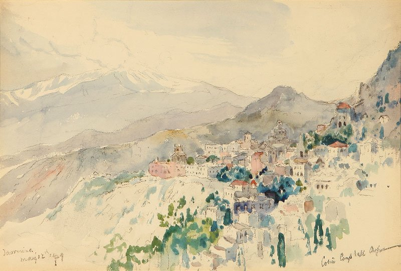 1017: Colin Campbell Cooper (1856-1937)