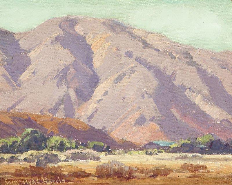 1021: Sam Hyde Harris (1889-1977)