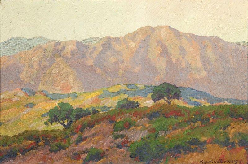1024: Maurice Braun (1877-1941)