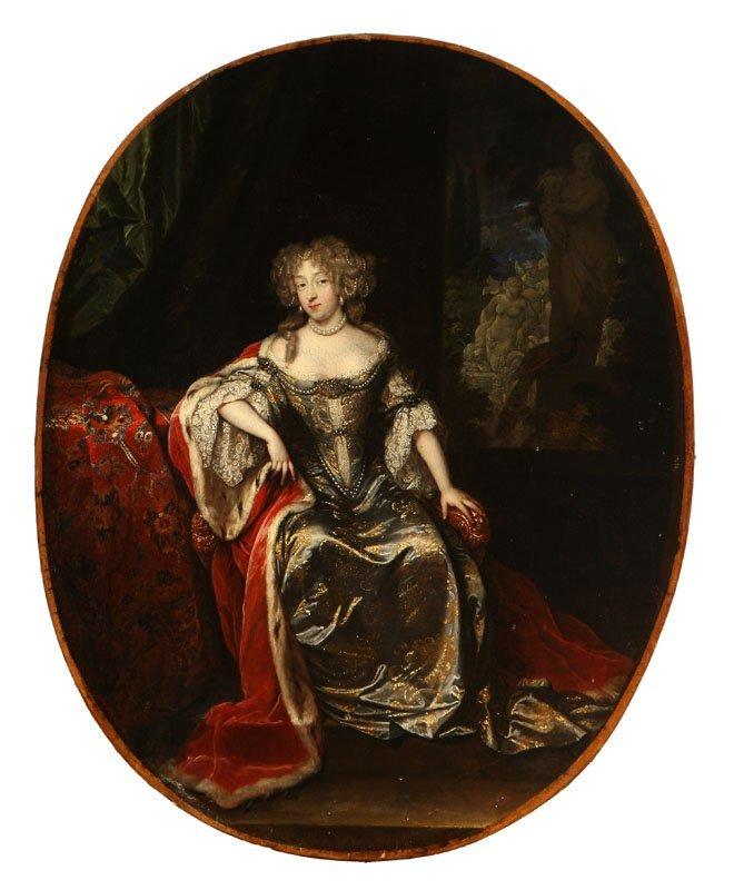 12: Caspar Netscher (1639-1684)
