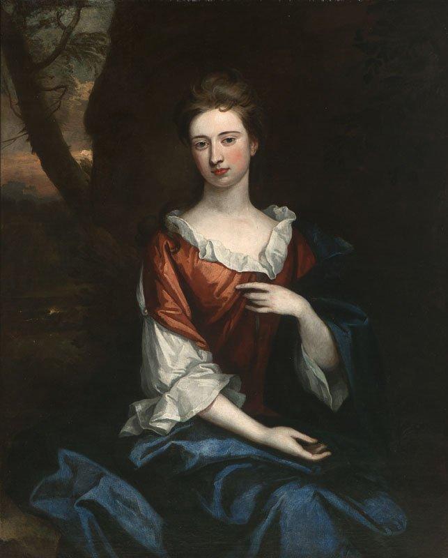 13: Sir Godfrey Kneller (1646-1723)