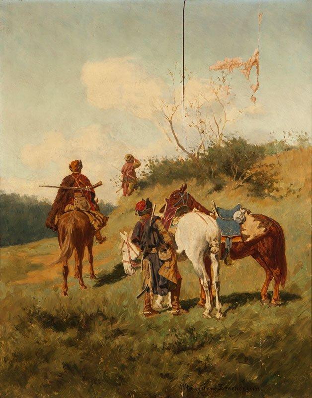 18: Wladislaw Karol Szerner (1870-1936)
