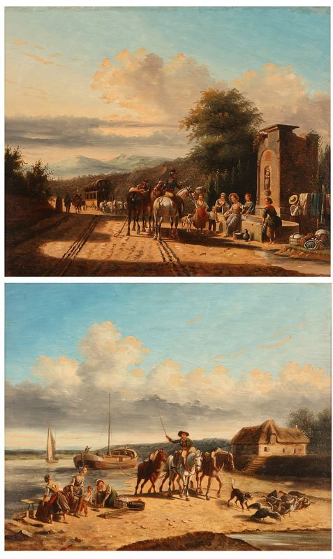 20: After Philippe Budelot (fl. 1793-1841)