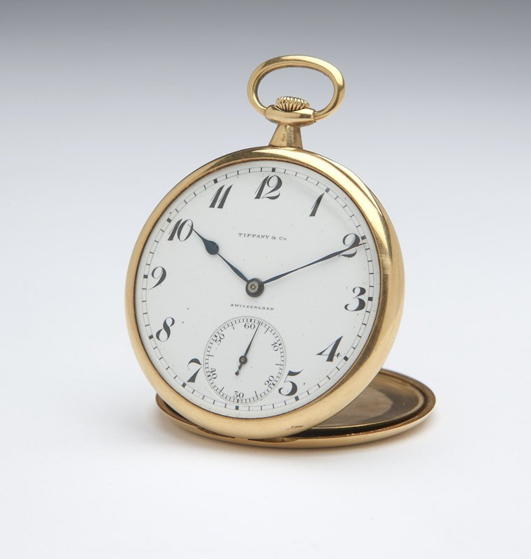 1112: A Tiffany and Co. by Patek Philippe pocket watch