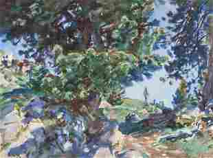 1092: John Singer Sargent (1856-1925 American)