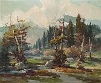 1157: Jack Wilkinson Smith (1873-1949 Alhambra, CA)