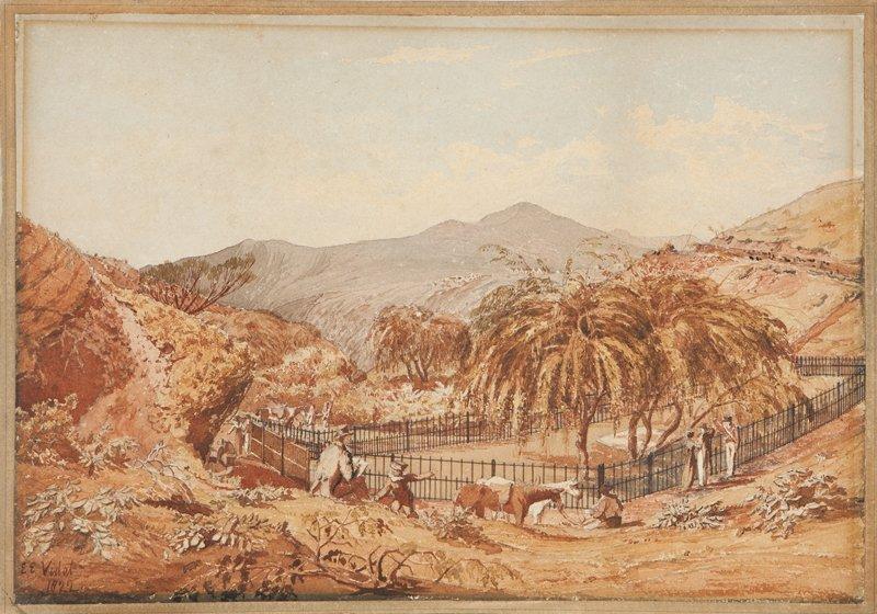 7: Emeric Essex Vidal (1791-1861 British)