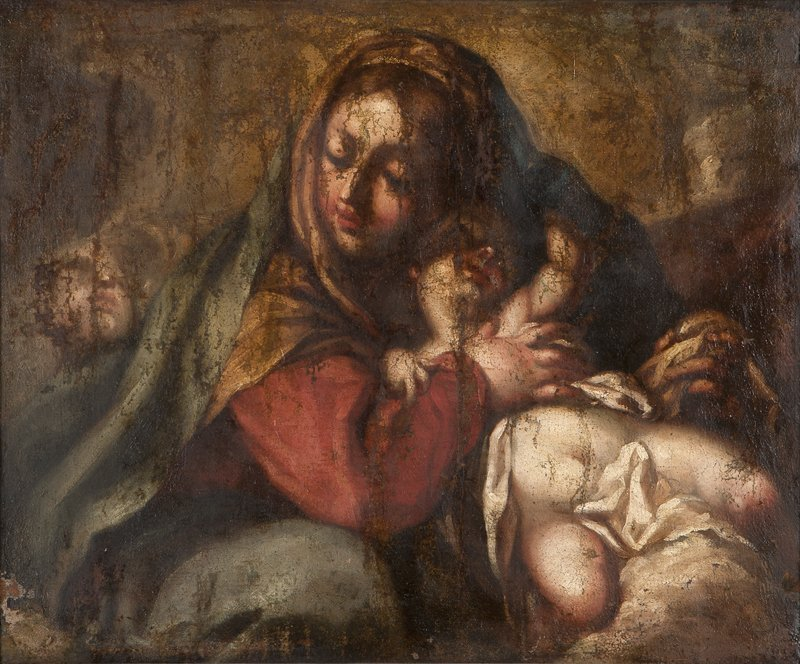 13: After Sir Peter Paul Rubens, late 17th / early 18th