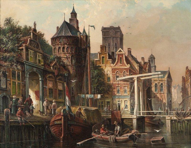 15: 19th century Dutch School