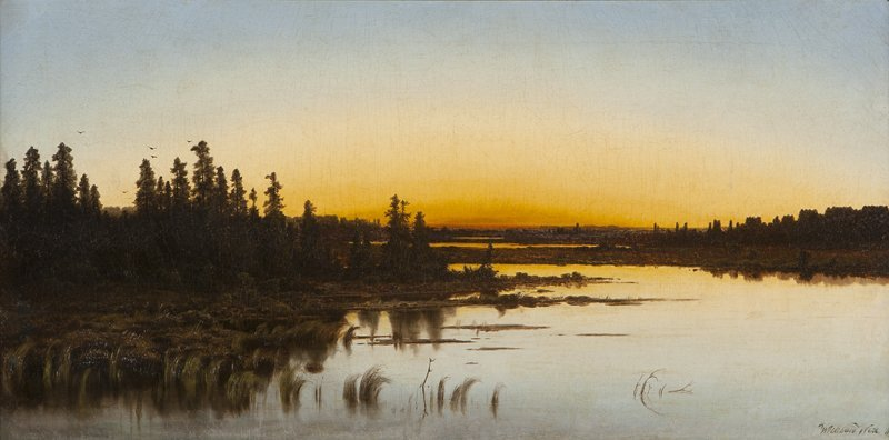 17: Willibald Wex (1831-1892 German)