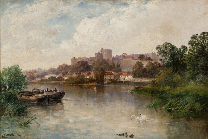 19: Arthur Gordon (1868-early 20th century British)