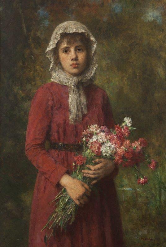 33: Alexej Alexejewitsch Harlamoff (1842-1915 Russian)