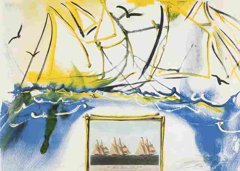 Salvador  Dali  (1904-1989 French / Spanish)