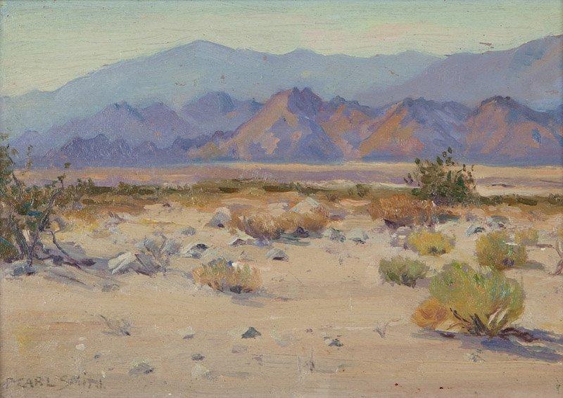 Frederick Carl Smith (1868-1955 Pasadena, CA)