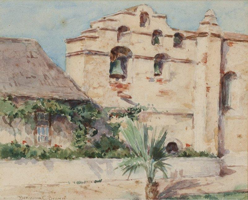 Benjamin Chambers Brown (1865-1942 Pasadena, CA)