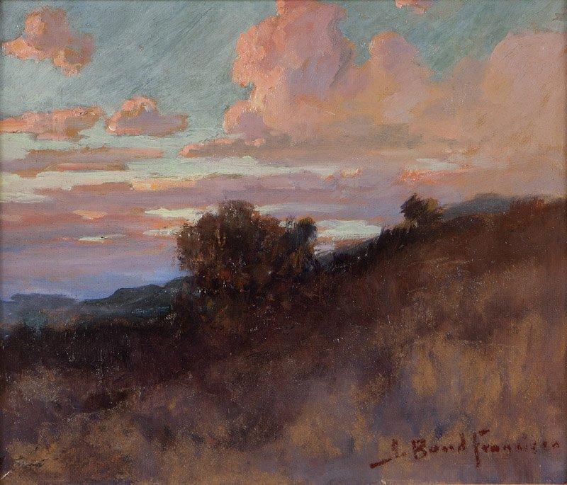 John Bond Francisco (1863-1931 Los Angeles, CA)