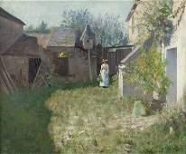 Stephen Seymour Thomas (1868-1956 La Crescenta, CA)