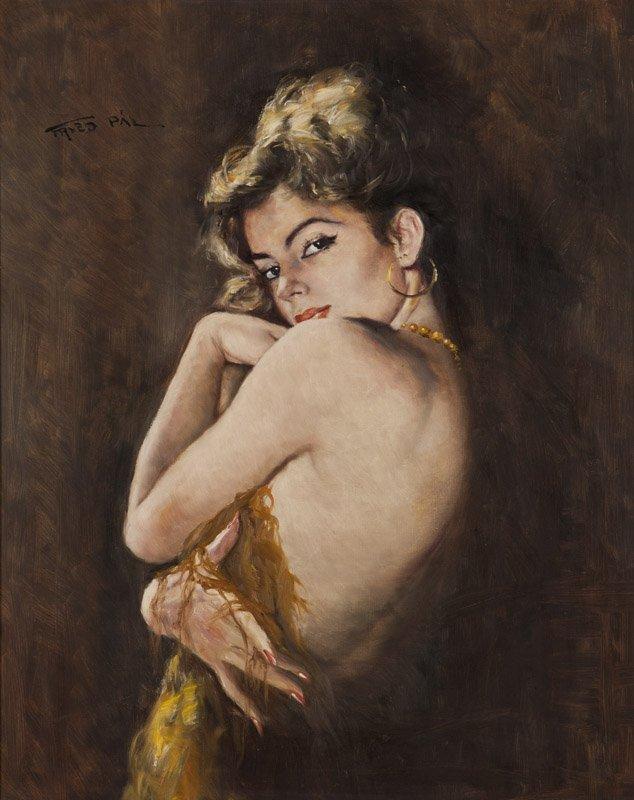 Pal Fried (1893-1976 New York, NY)