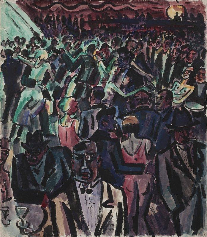 Frans Masereel (1889-1972 American / Belgian / French)