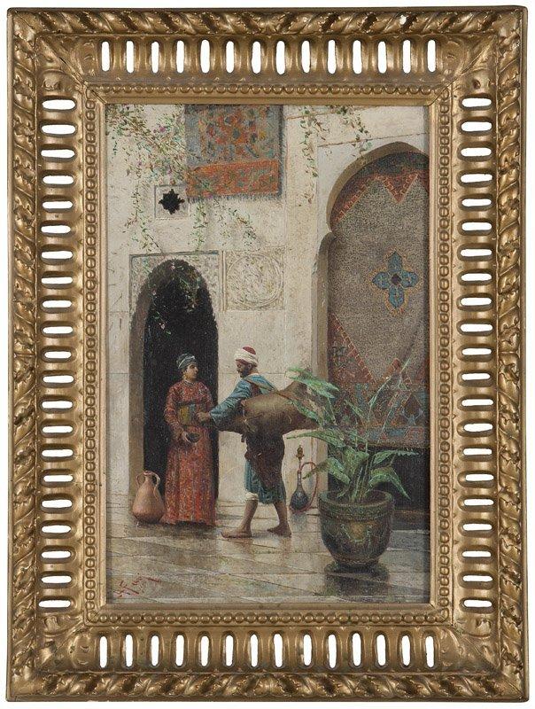 Alberto Fabbi (1858-1906 Italian)