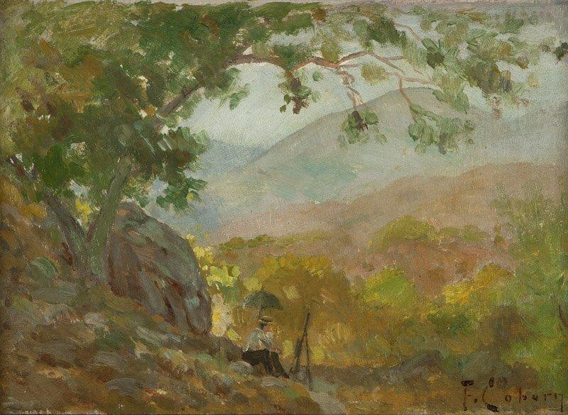 Frank Coburn (1862-1938 Santa Ana, CA)