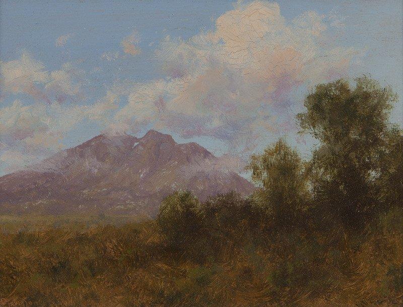 Charles Dorman Robinson (1847-1933 San Rafael, CA)