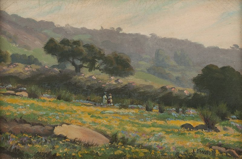 Ludmilla Pilat Welch (1867-1925 Marin County, CA)
