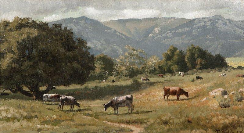 Thaddeus Welch (1844-1919 Marin County, CA)