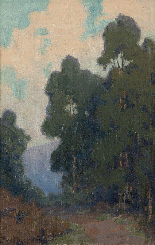 John Marshall Gamble (1863-1957 Santa Barbara, CA)