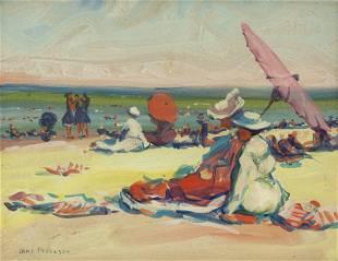 Jane Peterson (1876-1965 New York, NY)