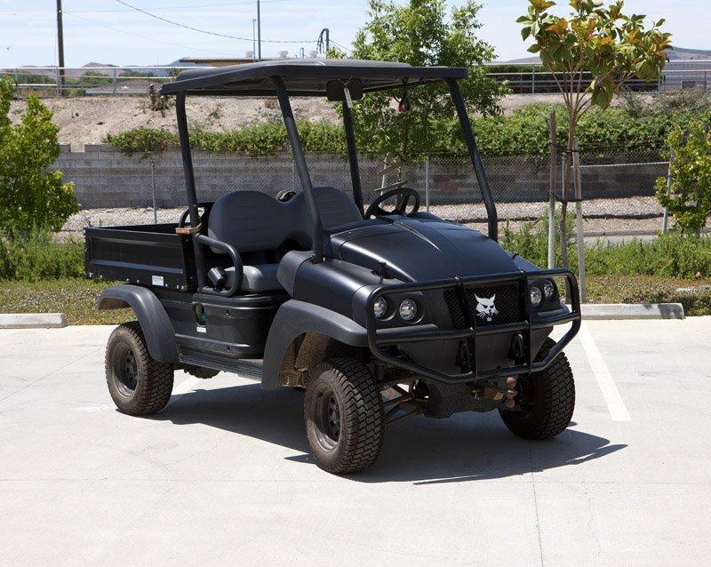 A 2007 Bobcat Club Car 2200D