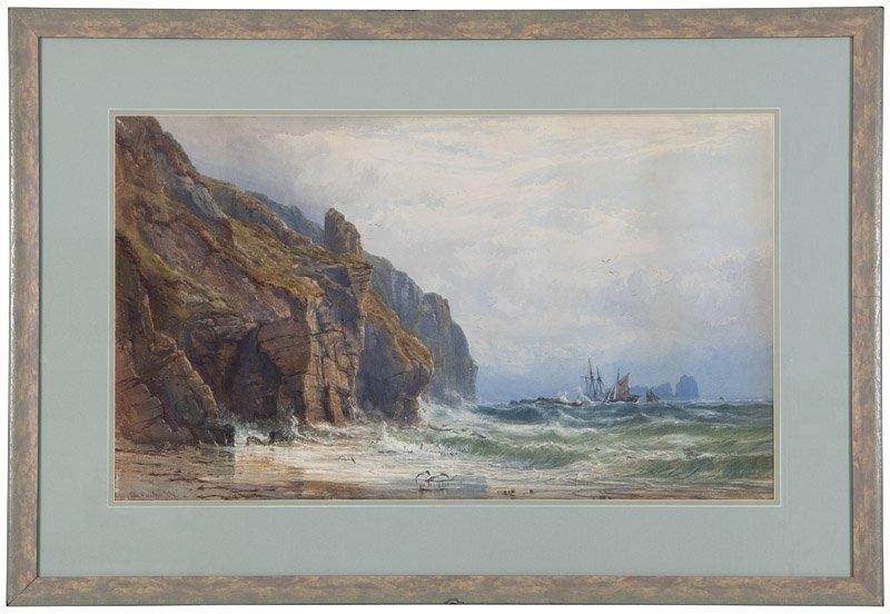 John Faulkner (1835-1894 United Kingdom)