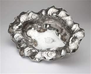 A Gorham Martele .950 silver jardiniere