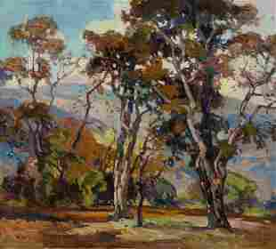 John Wesley Cotton (1868-1931 Glendale, CA)