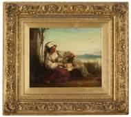 August Heinrich Riedel (1799-1883 German)