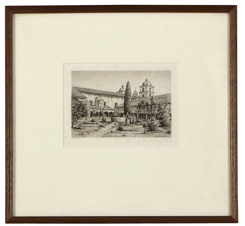 Henry Chapman Ford (1828-1894 Santa Barbara, CA)