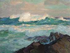 Frank H. Myers (1899-1956 Pacific Grove, CA)