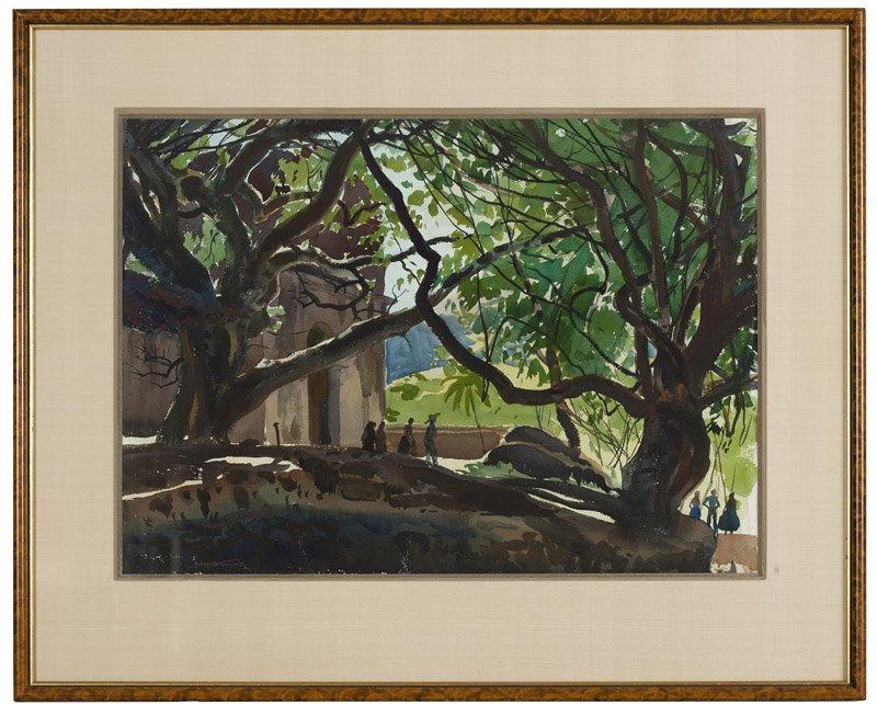 Emil J. Kosa Jr. (1903-1968 Los Angeles, CA)
