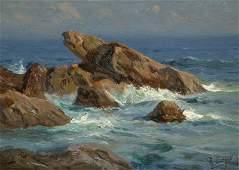 Angel Espoy (1879-1963 Seal Beach, CA)