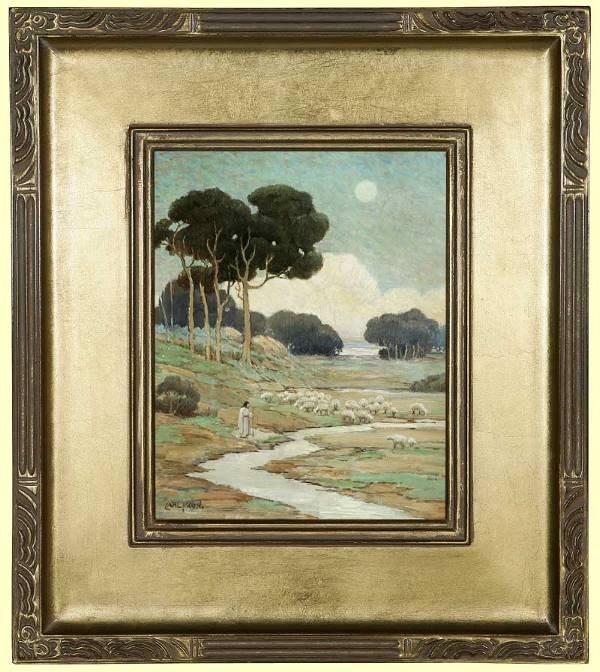 4: Carl  Moon (1879-1948)