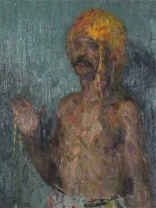 Hovsep Pushman (1877-1966 New York, NY)